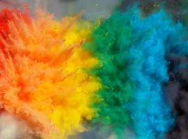 Новые цвета порошковых красок