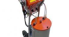 Установка для нанесения порошковых красок SAMES e-Jet2 с баком (Франция)