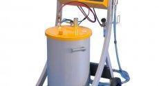 Установка для нанесения порошковых красок GEMA OptiFlex 2F