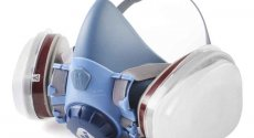 Газовая полумаска (байонет) JETA5500i
