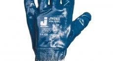 Защитные перчатки для грубой и тяжелой работы JN065