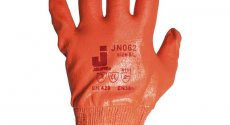 Перчатки с масло-бензоустойчивым покрытием