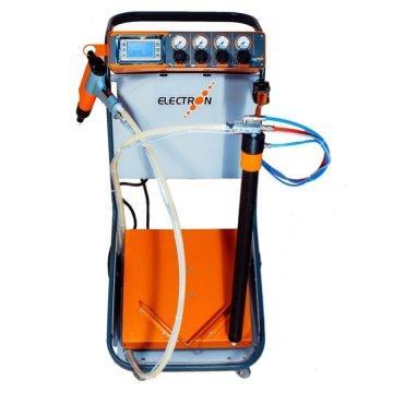 Установка для нанесения порошковых красок Electron HI TECH с вибростолом (Турция)