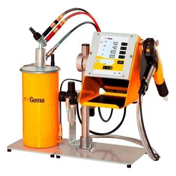 Установка для нанесения порошковых красок GEMA OptiFlex 2L