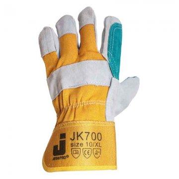 Защитные краги с усиленной ладонью JK700