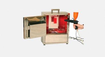 Камеры напыления и печи полимеризации